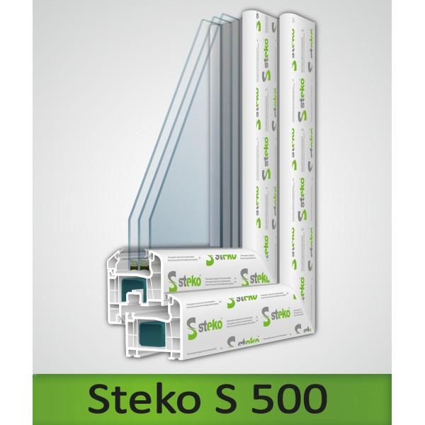 Окно 1300*1400 Steko S600